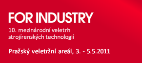 FOR INDUSTRY 2011