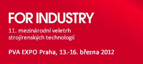 FOR INDUSTRY 2012